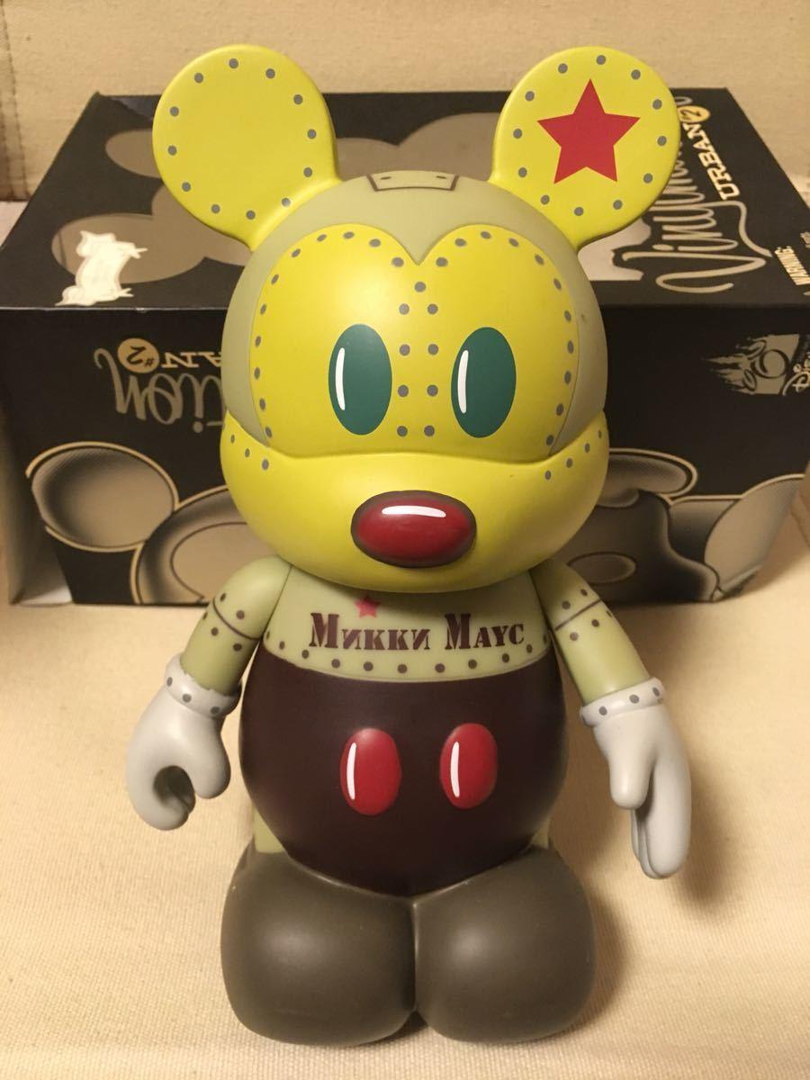 ディズニー バイナルメーション メディコムトイ フィギュア ベアブリック ミッキーマウス ミッキー_画像3