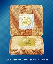 ●全套●2020東京奧運會殘奧會紀念館1萬日元金幣千日元銀幣證明貨幣1000日元游泳柔道3件套 編號:h356867387