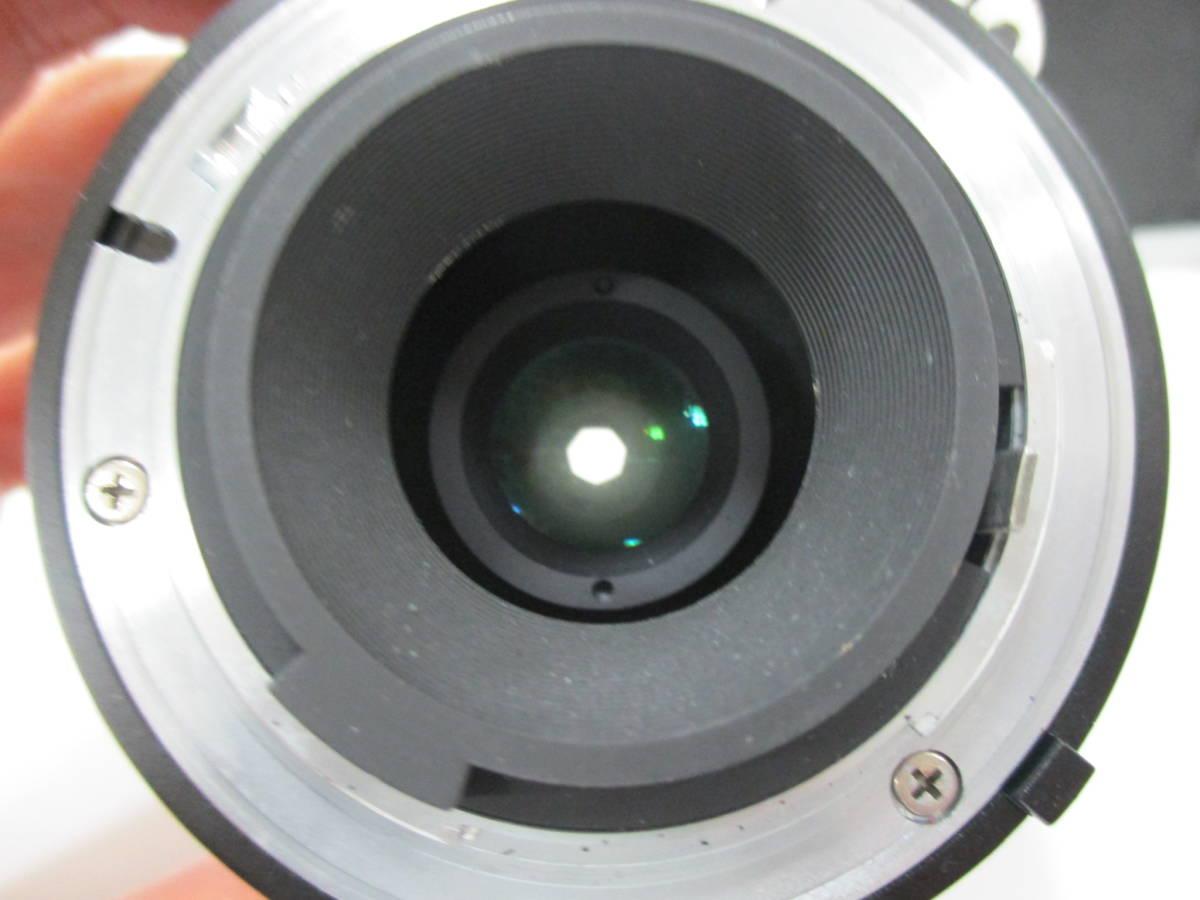 【7653】NIKON F ボディ ZOOM NIKKOR 35mm-70mm 1:3.3-4:5_画像6
