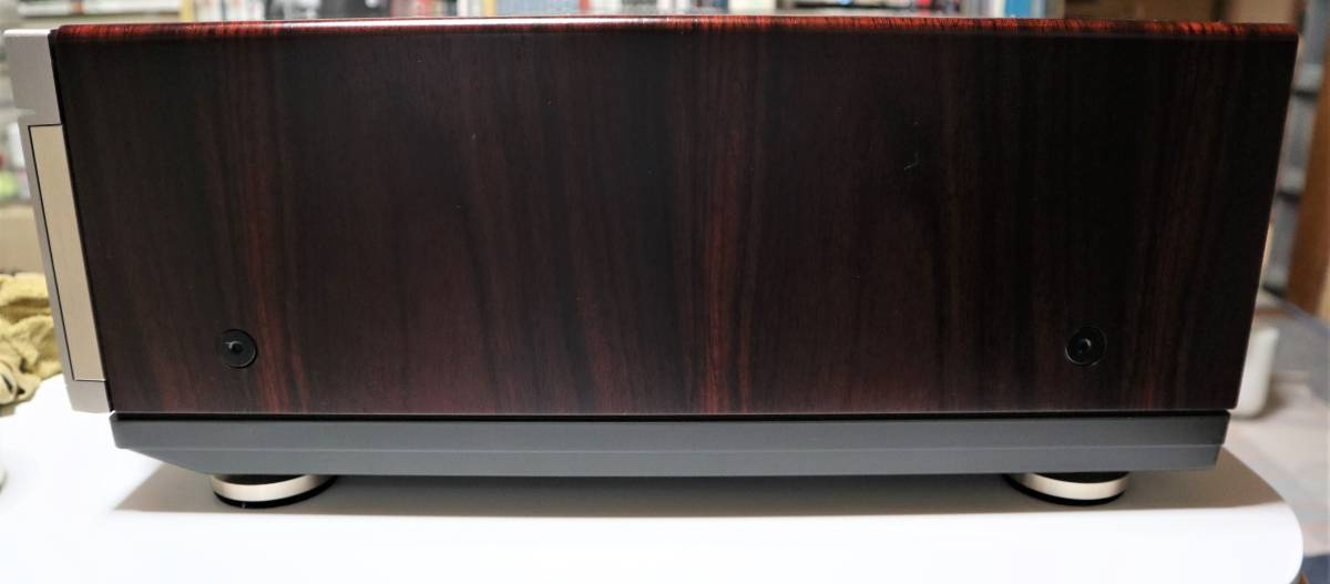 【極美品】LUXMAN L-570X's ★ ピュアA級プリメインアンプ ジャンク_画像3