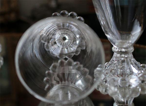 美品! ファイヤーキング バブル ブーピー ゴブレット 大サイズ2個セット グラス ワイン_画像4