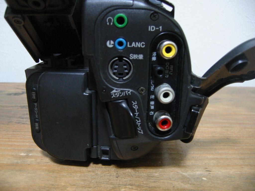 AVコードとS映像コードが接続OK