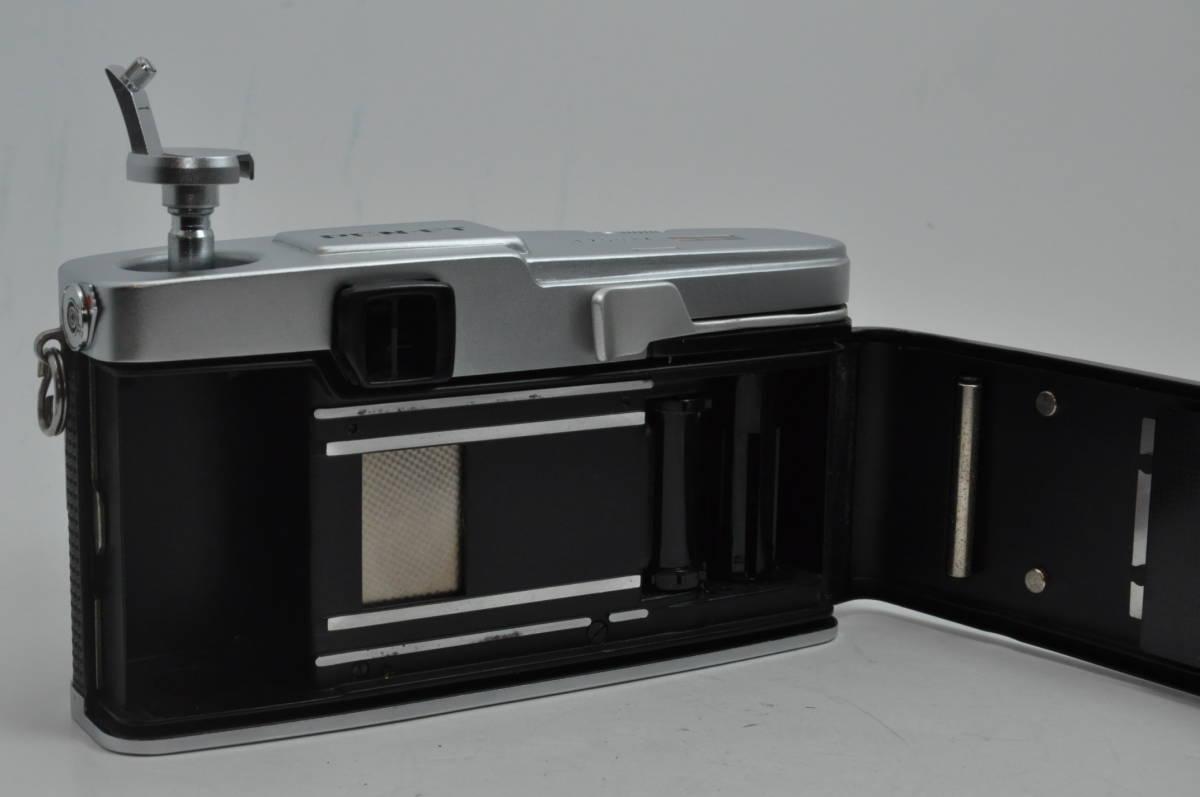 オリンパス OLYMPUS PEN FT + F.Zuiko Auto-S 38mm F1.8 とても綺麗&シャッター点検修理済_画像5