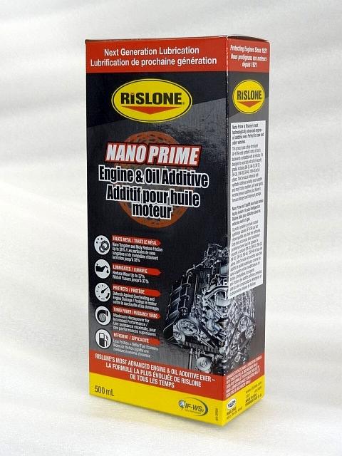 RISLONE リスロン ナノプライム ハイパフォーマンス エンジンオイル添加剤 RP-34104 500ml 新車から旧車まで_画像5