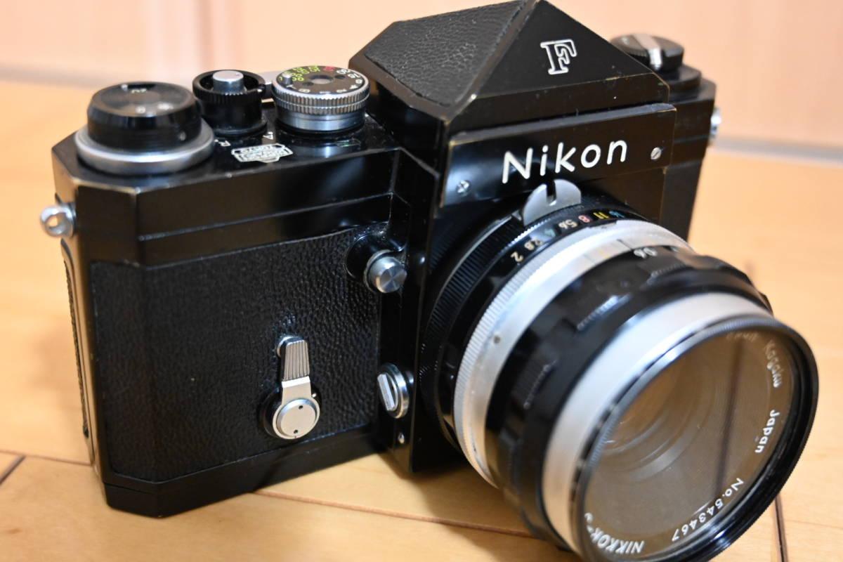 Nikon F ブラック アイレベル_画像2