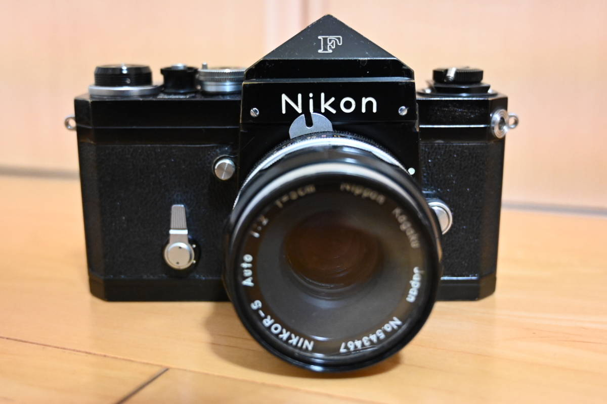 Nikon F ブラック アイレベル