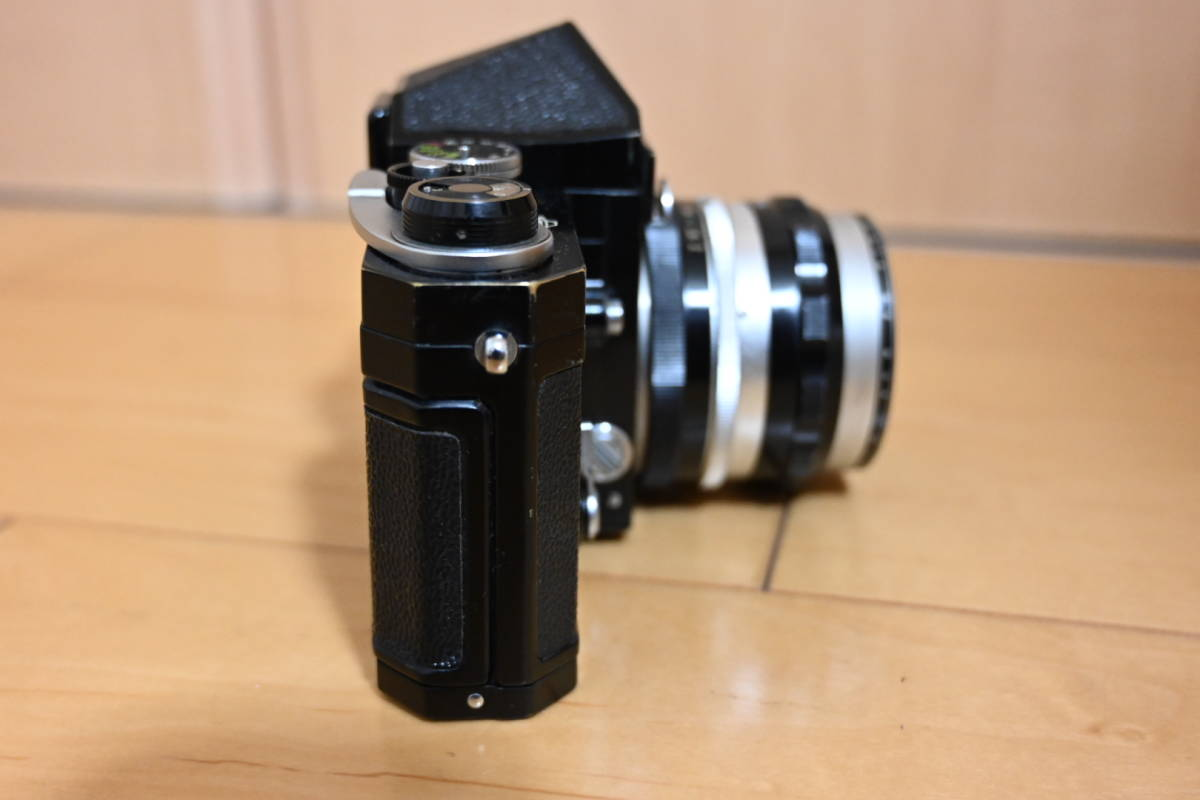Nikon F ブラック アイレベル_画像8