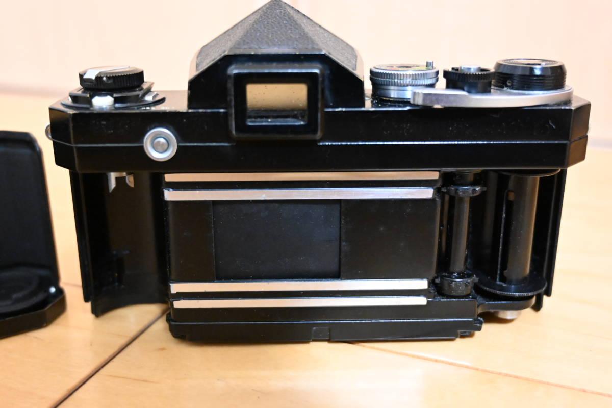 Nikon F ブラック アイレベル_画像6