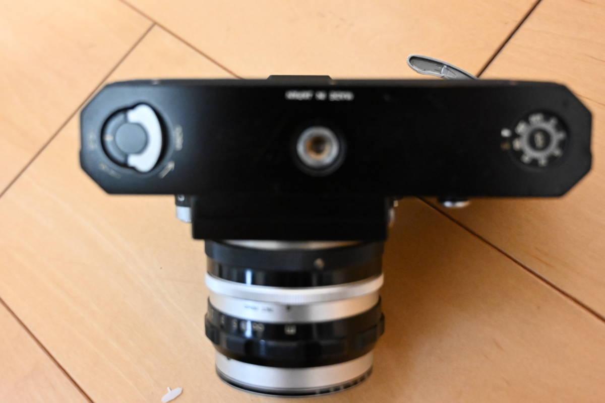 Nikon F ブラック アイレベル_画像5