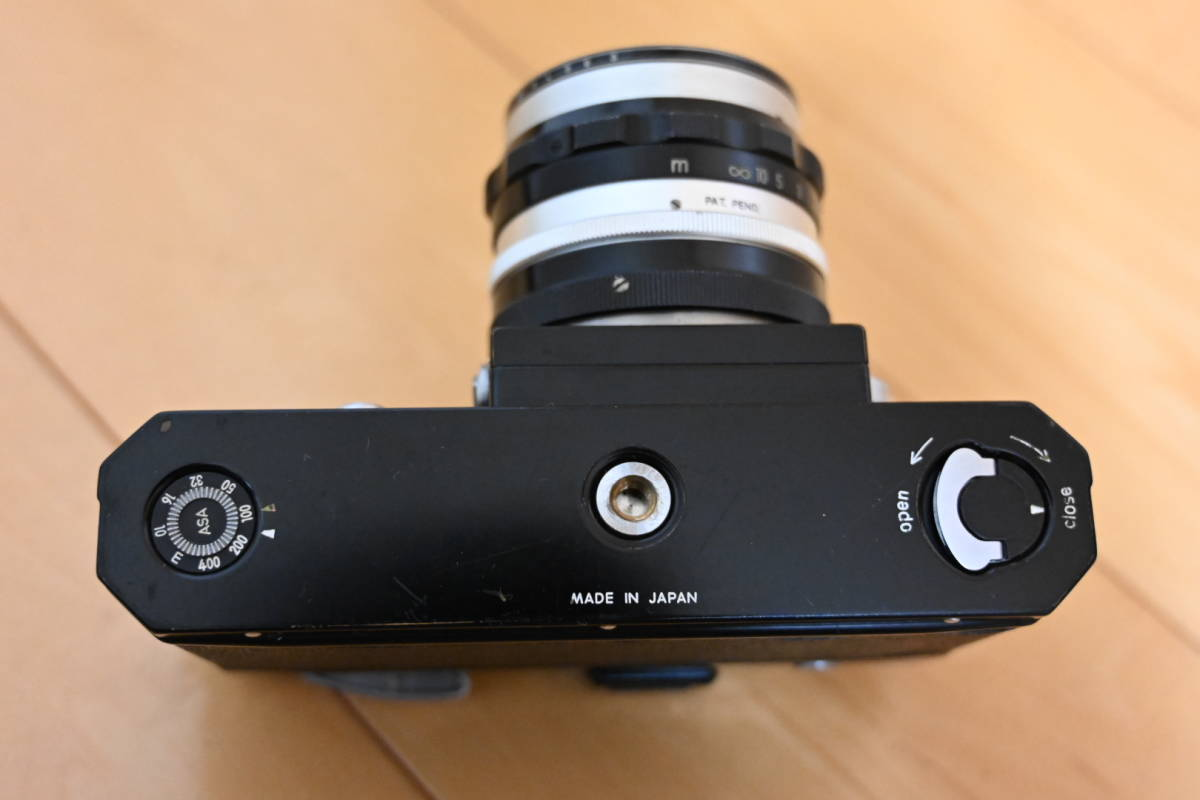 Nikon F ブラック アイレベル_画像4