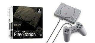 新品未使用 PlayStation Classic 本体 プレイステーション クラシック SCPH-1000RJ ソフト20作品内蔵_画像1