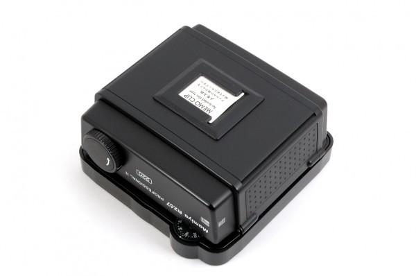 【極美品】Mamiya RZ67 Professional II 220 ProII マミヤ 6x7 中判カメラ 220フィルムバック ロールフィルム #2784