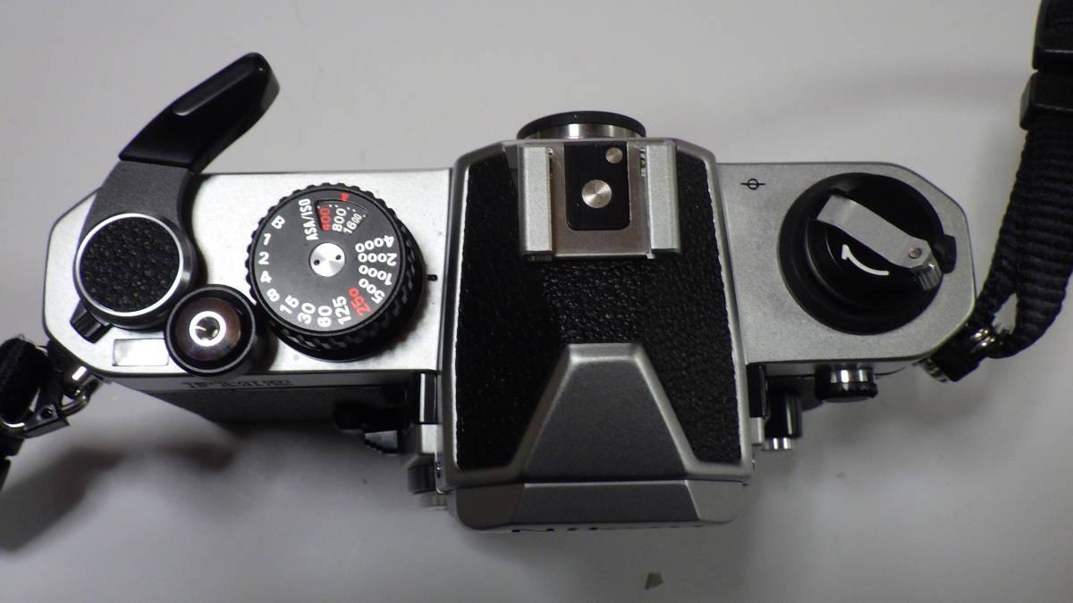 Nikon New FM2 AF NIKKOR 24-50mm 1:3.3-4.5 美品 FM2は元箱・取説付き おまけにフラッシュSB-22S付_画像4