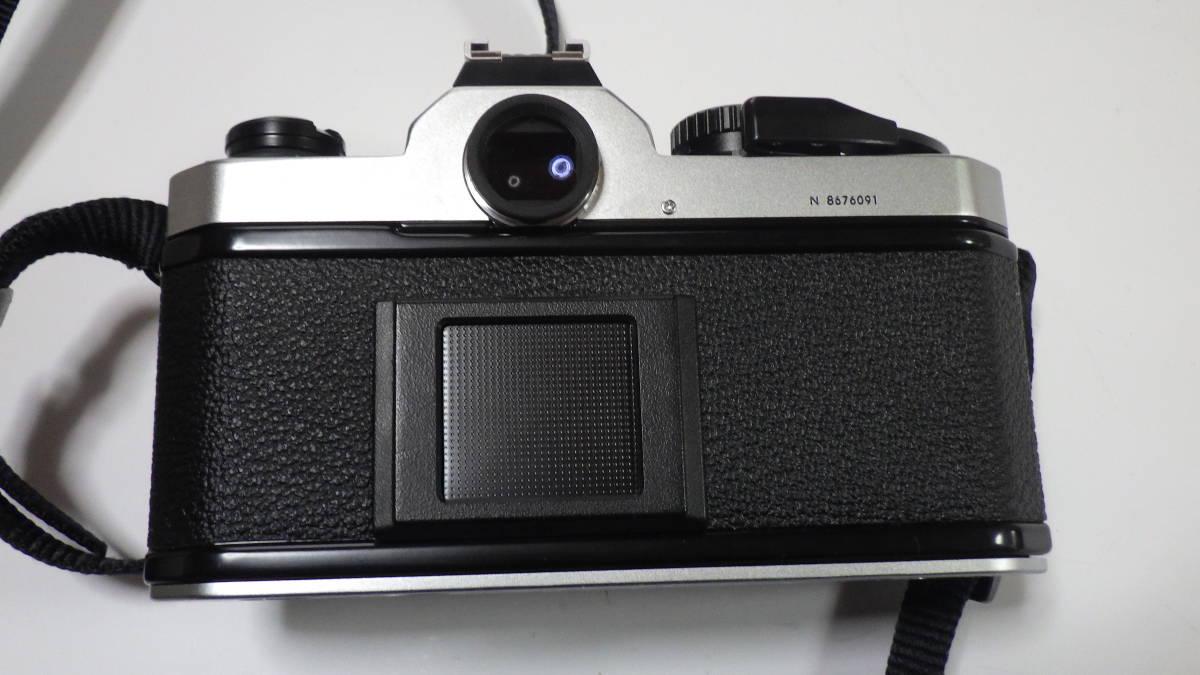 Nikon New FM2 AF NIKKOR 24-50mm 1:3.3-4.5 美品 FM2は元箱・取説付き おまけにフラッシュSB-22S付_画像5