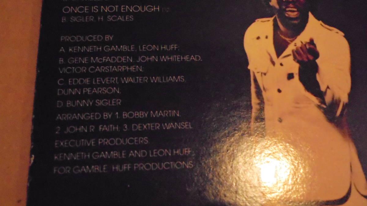 LP★オージェイズ★US盤★THE O'JAYS★1980年~THE YEAR 2000★ギャンブル&ハフがプロデュース ★R&B、ソウル _画像7