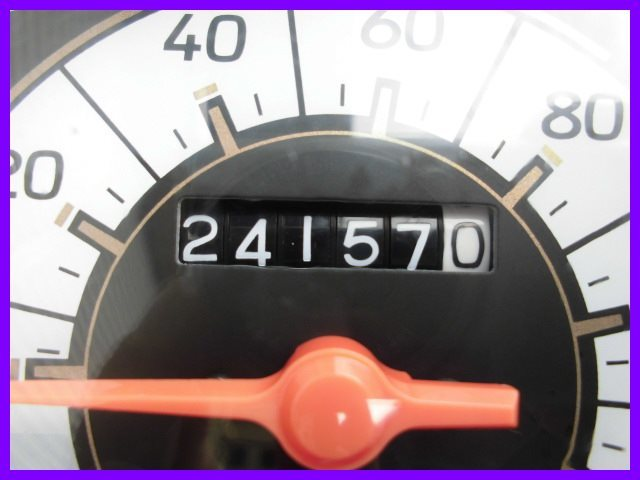 スズキ☆CF46A★アドレスV125G☆現状・要整備★レストア・ベース・部品取り車両等にお使い下さい★売り切りです♪_画像3