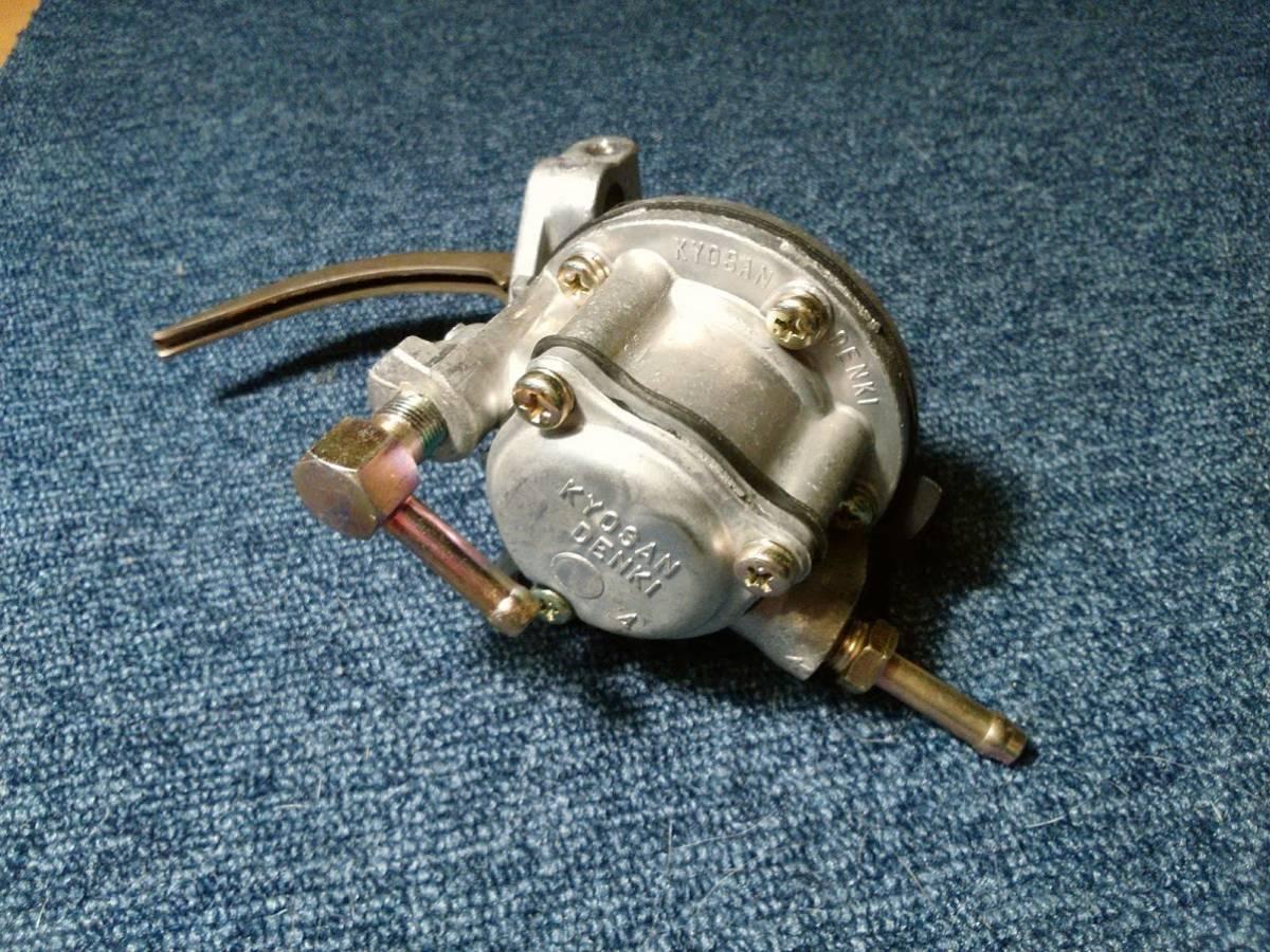 ホンダ シビック SB1 SG SE VB  メカニカル燃料ポンプ 本物の京三電機の製品! 当時物です!! 超希少品!!  1セットのみ!!_当時モノの本物の京三電機の製品になります