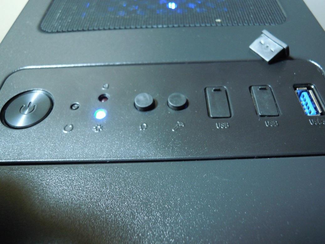 自作 i7 2600 3.4GHz/ mem8GB/ 新品SSD120GB+ケース/ HDD320GB/ GTX560_画像4