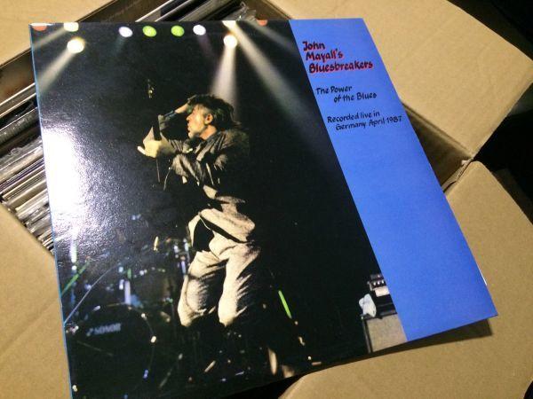 名盤レコード ジョン・メイオール&ザ・ブルースブレイカーズ John Mayall&the Bluesbreakers