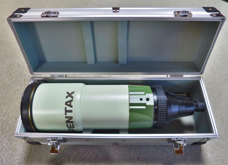 Pentax SDUF (D=100mm fl=400mm) ツチノコ