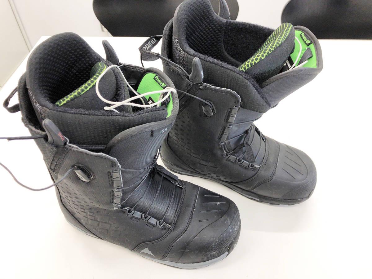 ◇◆バートン アイオン スノーボード ブーツ  BURTON ION ASIAN FIT 27.5cm 中古◇◆