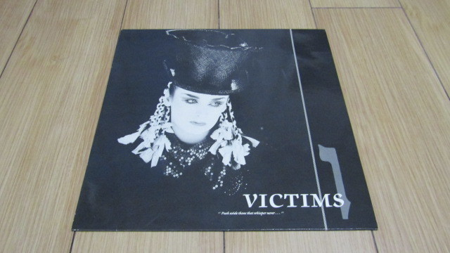 """UK12""""◇カルチャークラブ - ヴィクティムズ(CULTURE CLUB - VICTIMS)Colour By Numbers_画像1"""