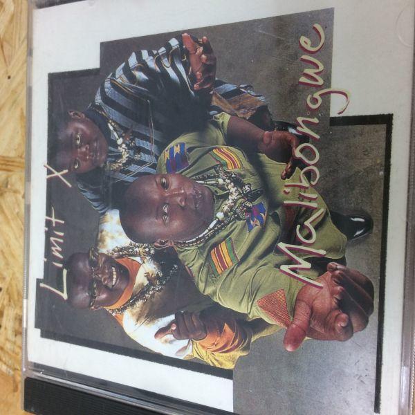 Hiphop / Limit X / Malibongwe CD 中古品_画像1