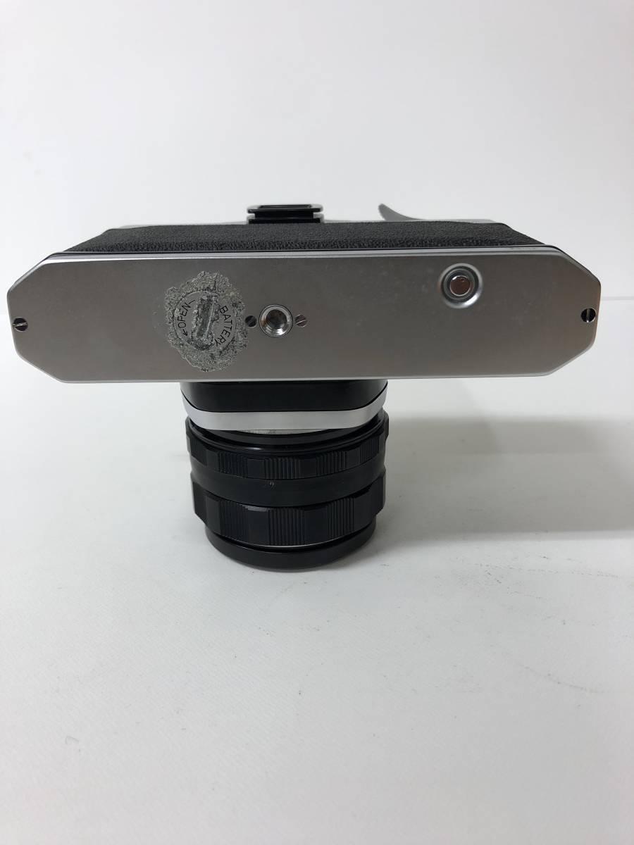 カメラ PENTAX SPOTMATIC SP ペンタックス TAKUMAR 1:1.4 / 50 m21018_画像6