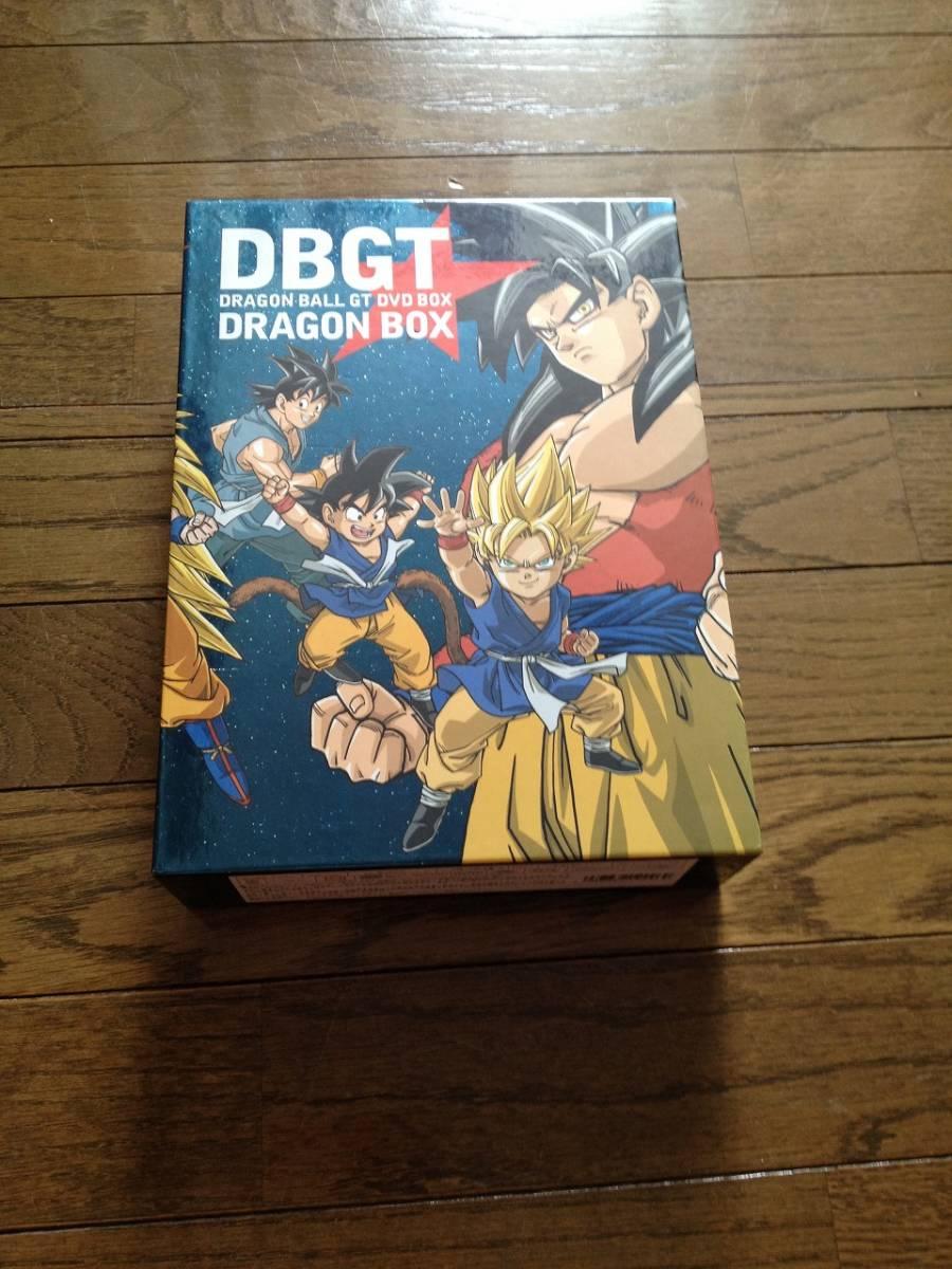 ドラゴンボールGT DVD BOX DRAGON BALL GT_画像2