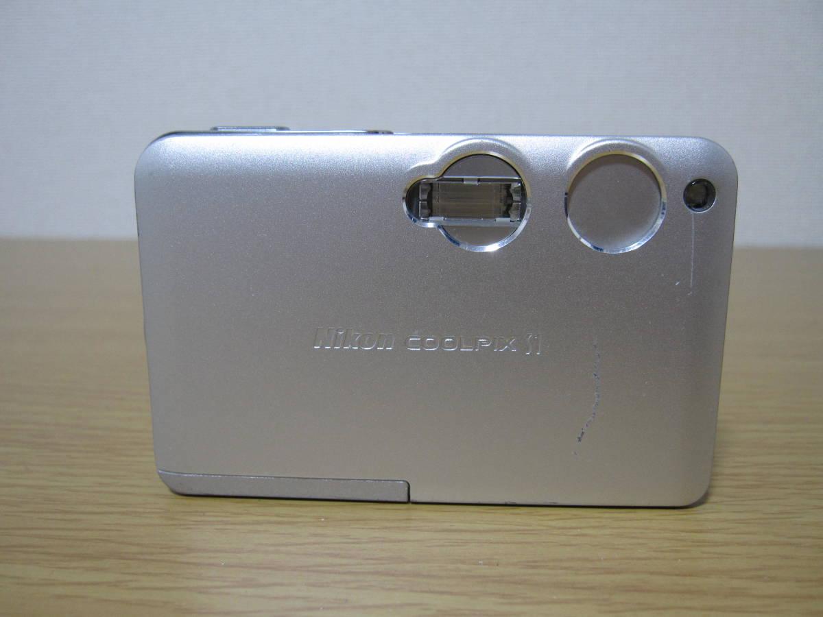 Nikon COOLPIX S1 動作確認済 SD対応