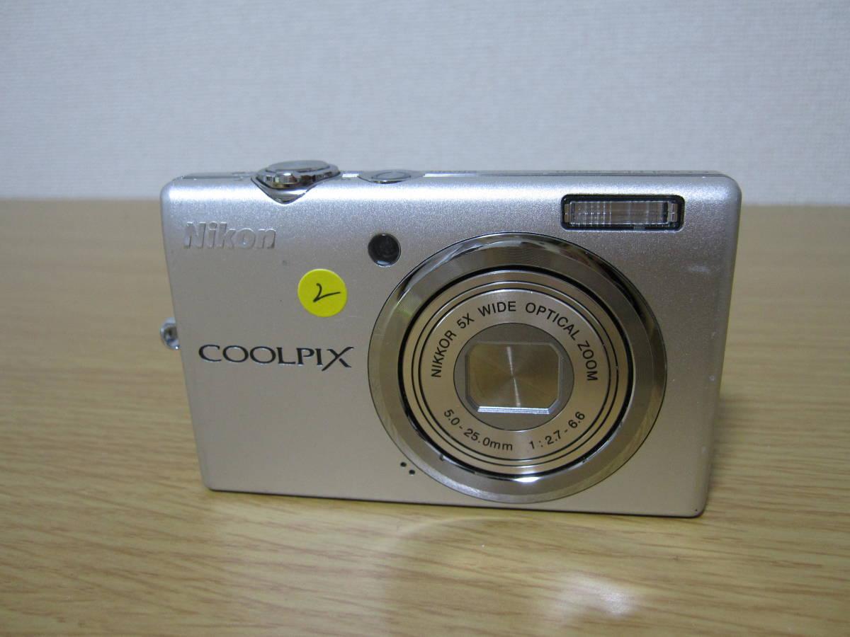 Nikon COOLPIX S570 動作確認済 SD対応 ②
