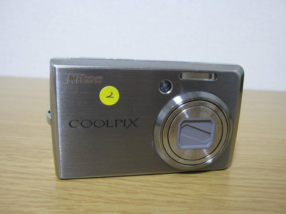 Nikon COOLPIX S600 動作確認済 SD対応 ②