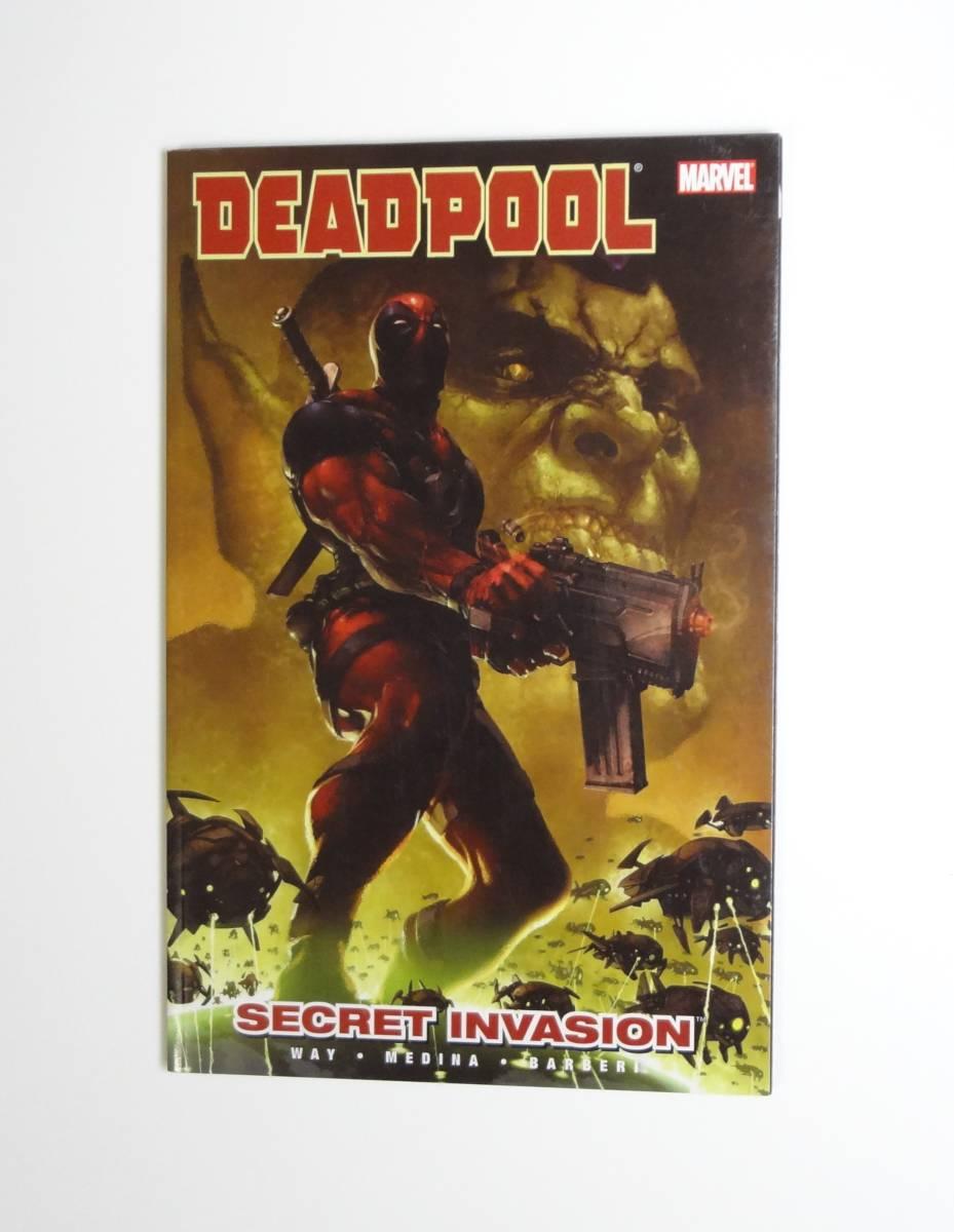 【即決】英語★デッドプール★Deadpool Secret Invasion★アメコミ コミック 漫画 洋書[23]_画像1