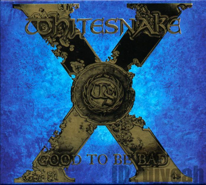 (2CD) ドイツ盤 ☆ WHITESNAKE / GOOD TO BE BAD (Limited Edition Box Set)☆ 箱とCDのみ その他の付属品なし, Doug Aldrich, Reb Beach_画像1