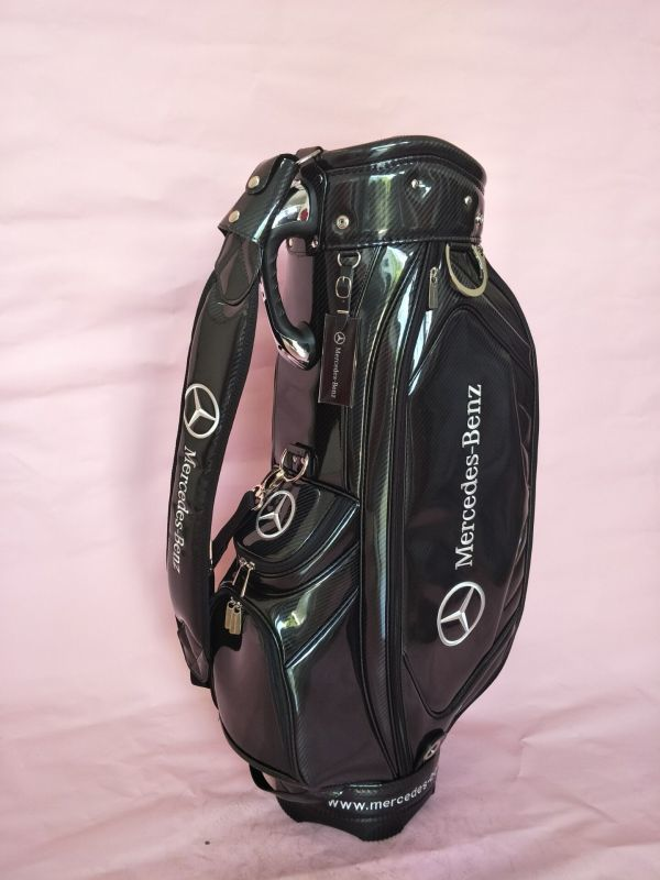 キャディバッグ スタンド式 Sport キャディバッグ golf Mercedes-Benz ゴルフ ゴルフバッ