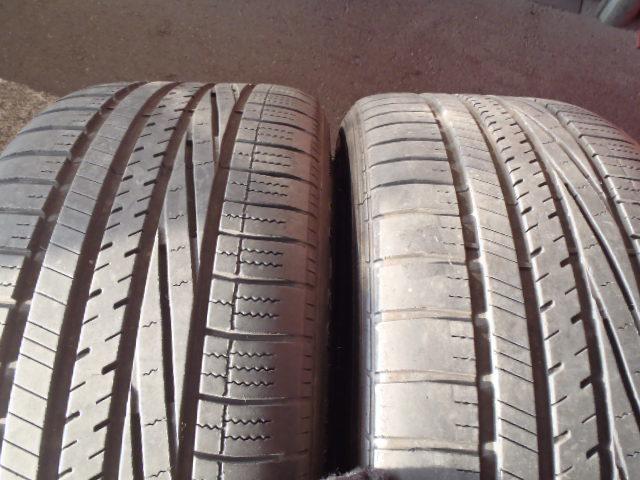 ダッジ チャージャー SRT 純正 ホイール タイヤ 4本セット 245/45ZR20_画像4