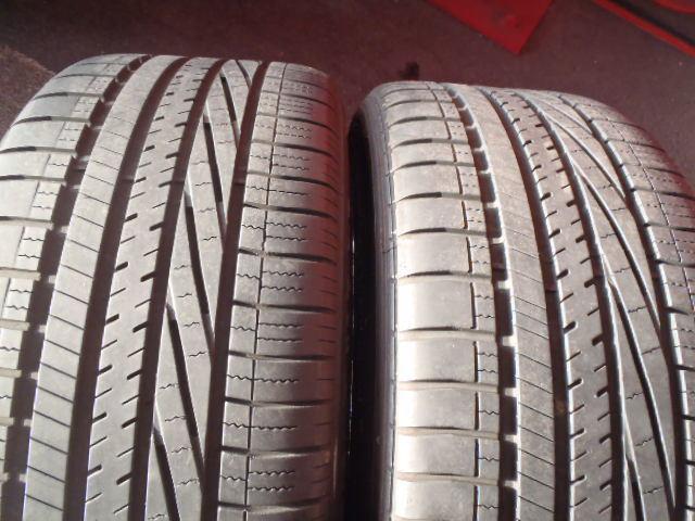 ダッジ チャージャー SRT 純正 ホイール タイヤ 4本セット 245/45ZR20_画像3
