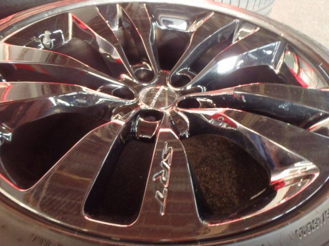 ダッジ チャージャー SRT 純正 ホイール タイヤ 4本セット 245/45ZR20_画像5