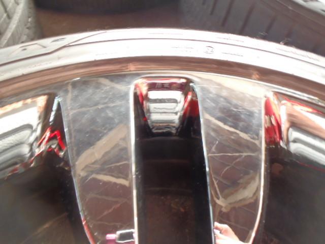 ダッジ チャージャー SRT 純正 ホイール タイヤ 4本セット 245/45ZR20_画像9