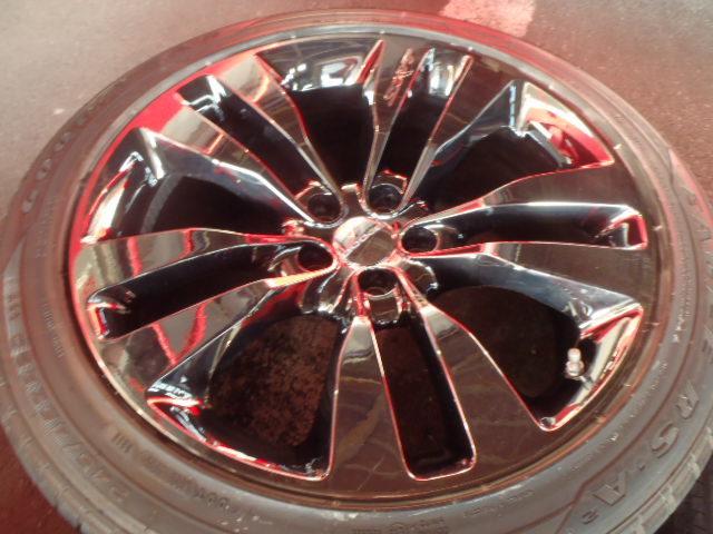 ダッジ チャージャー SRT 純正 ホイール タイヤ 4本セット 245/45ZR20_画像8