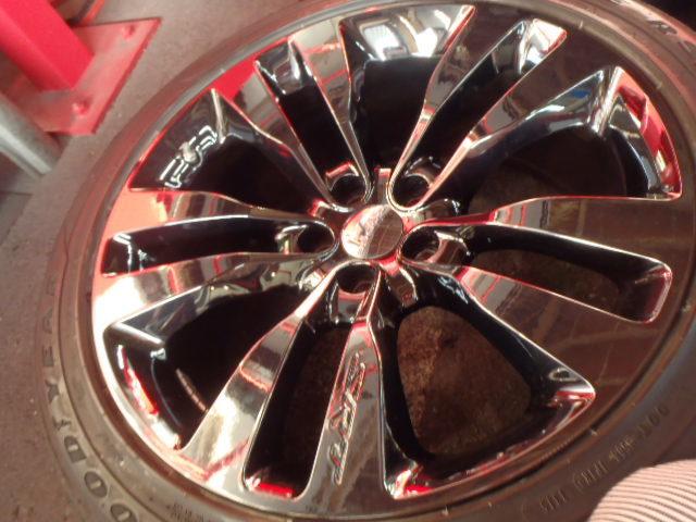 ダッジ チャージャー SRT 純正 ホイール タイヤ 4本セット 245/45ZR20_画像6