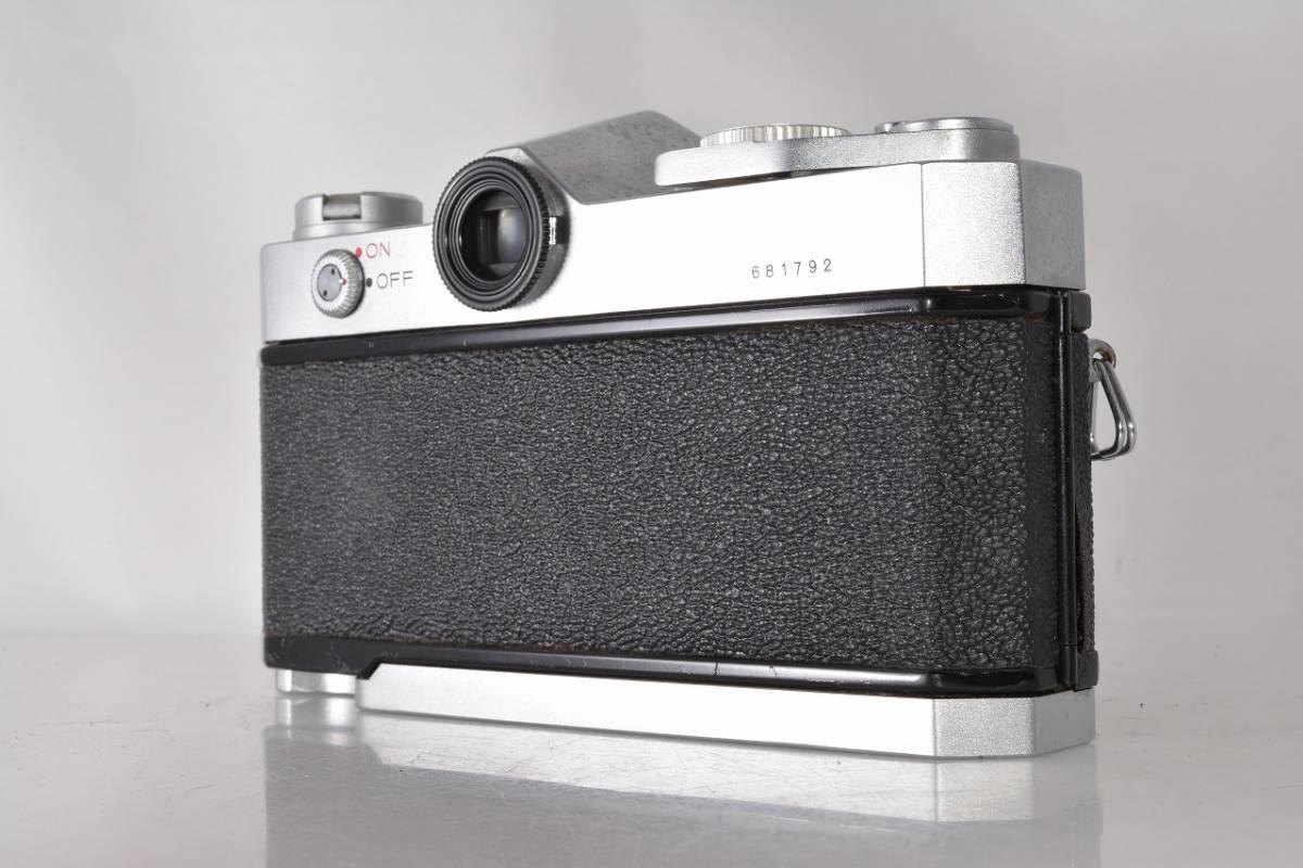 コニカ KONICA FTA +HEXANON 52mm F1.8 #h420y3_画像2