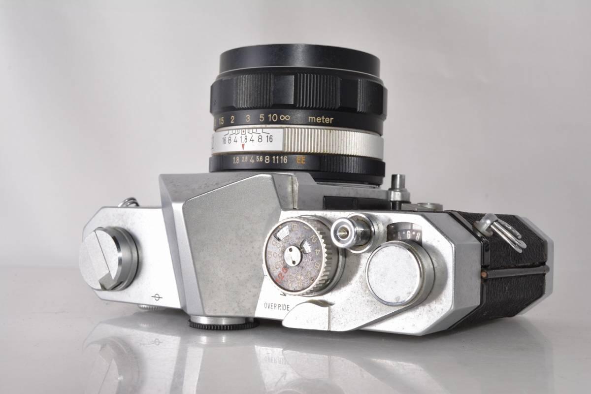 コニカ KONICA FTA +HEXANON 52mm F1.8 #h420y3_画像3