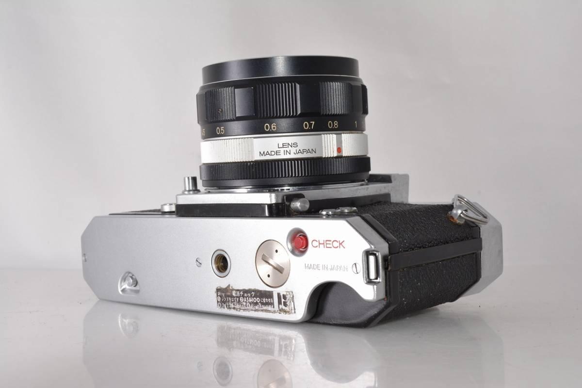 コニカ KONICA FTA +HEXANON 52mm F1.8 #h420y3_画像4