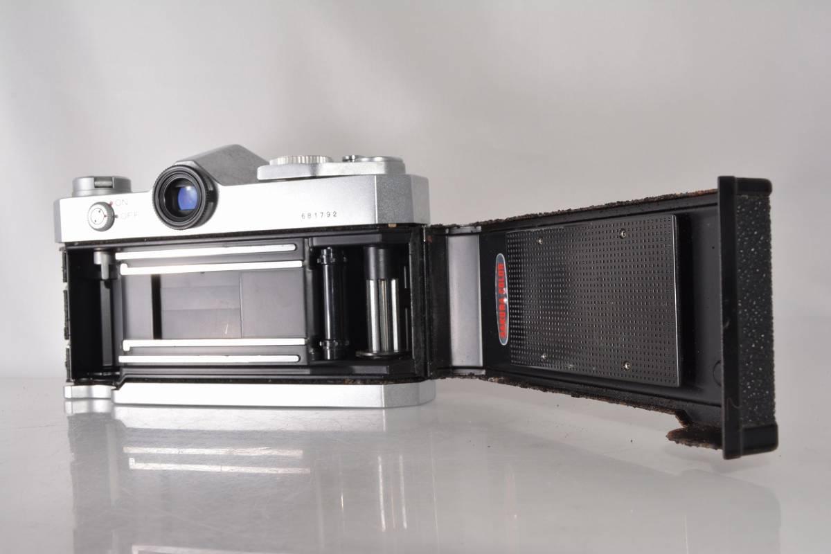 コニカ KONICA FTA +HEXANON 52mm F1.8 #h420y3_画像5