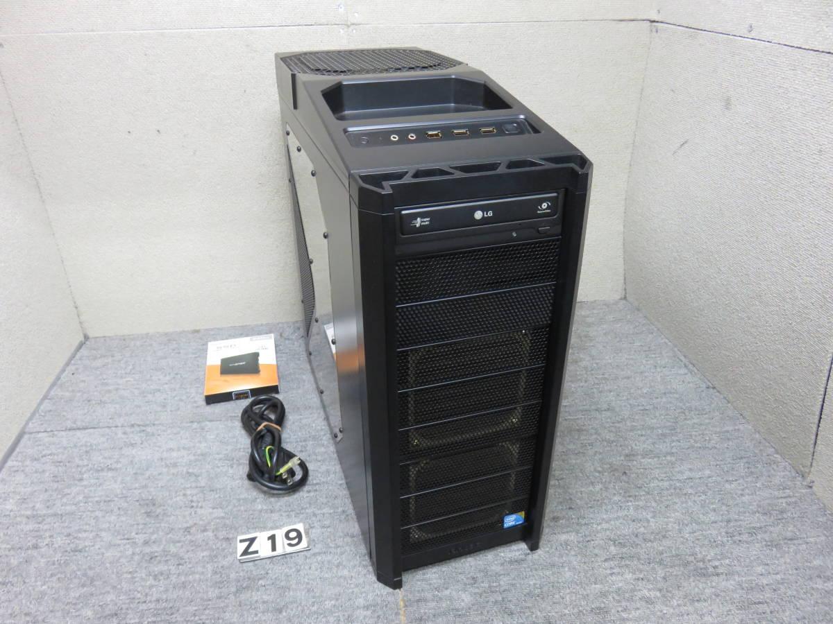 ★Core i7 / 8GB / 新SSD240GB + 1000GB
