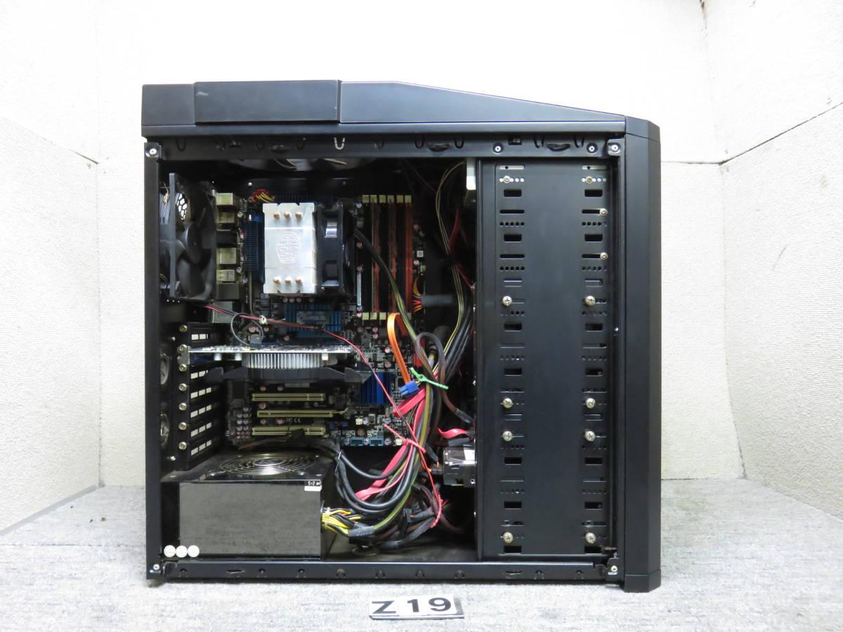 秒速起動Core i7 / 8GB / 新SSD240GB + 1000GB ★ 自作PC ANTEC ★ HD 7700 ★ Windows10 ★ Office2016付 ◆ 値下げ。即決_画像9
