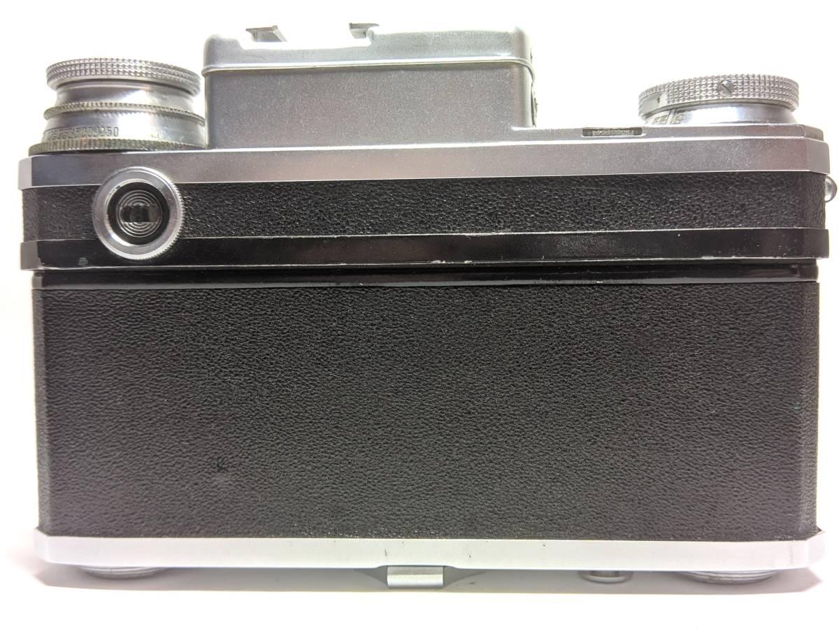 極上の KIEV キエフー3 コンタックスジュピター8 CONTAX 50mm SONNAR #1246B_画像8