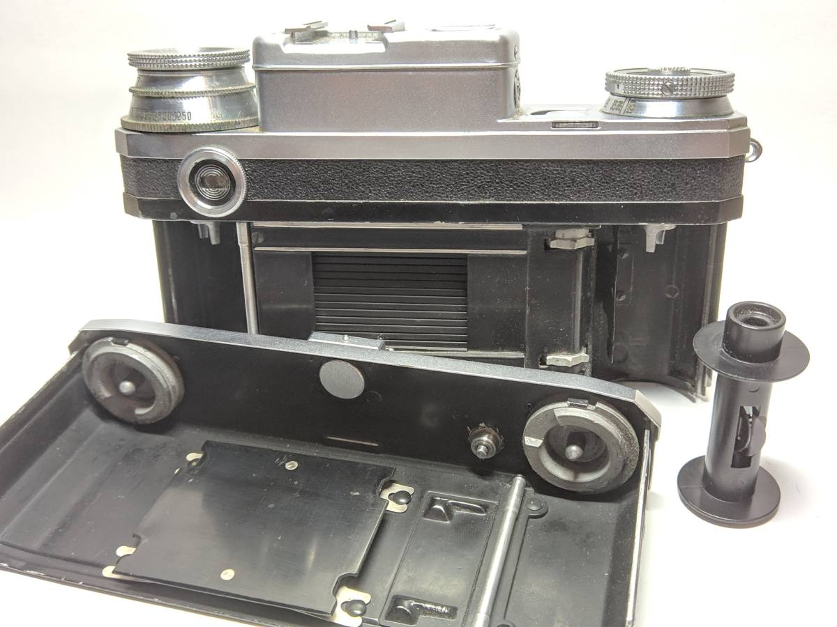 極上の KIEV キエフー3 コンタックスジュピター8 CONTAX 50mm SONNAR #1246B_画像9