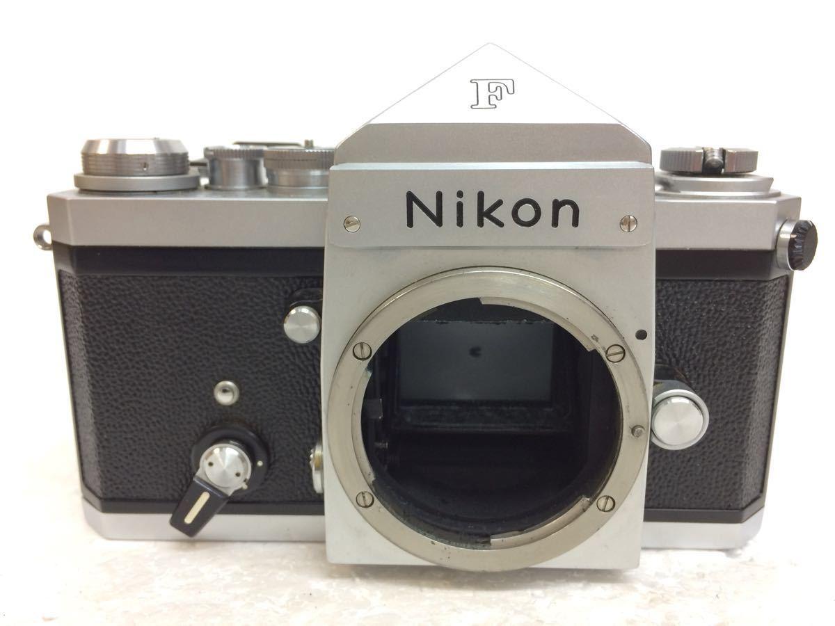 カメラ NIKON (ニコン) F レンズ NIKKOR 28/3.5 135/3.5 50/1.4 ストロボ SB-2 reref-d 1225-12_画像2